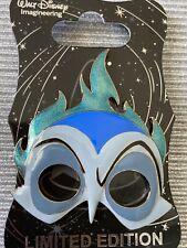 Wdi Disney D23 Expo 2017 Hercules Hades Villains Mardi Gras Mask Le 300 Pin Htf