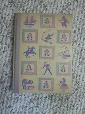 """VINTAGE HARDCOVER BOOK """"HUCKLEBERRY FINN""""  by mark twain, copyright 1939"""