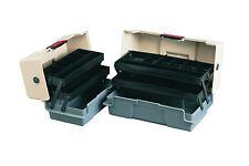 Gerätekasten , Angelkoffer , Angelkasten, Angelbox  37x18x16 cm 8021000.