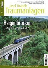 Eisenbahn Journal - Heigenbrücken Magistrale im Spessart, Teil 2 - Josef Brandl