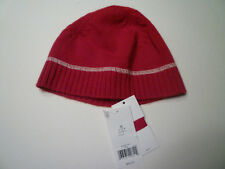 Nwt: Banana Republic Red 100% Cashmere Hat/ Cap, 6-12 Months
