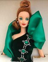 Barbie: EMERALD EMBERS Jewel Essence Collection by Bob Mackie 1997 #15521 NRFB