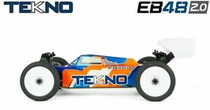 TEKNO RC - TKR9000 – EB48 2.0 1/8th 4WD COMPETITION ELECTRIC BUGGY KIT