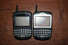 Lot of 7 Used & Untested Blackberry Classic Phones For Parts Or Repairs Only