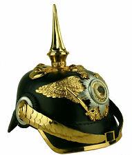 Pickelhaube Garde General Preussen Kaiserreich shako Helm Reenactment sca