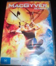 MacGyver - Season 1 (2017) 5 DVD (Australia Region 4) DVD - NEW