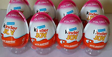 Kinder Joy with Surprise Eggs in Toy & Chocolate For Girls  30 xEggs