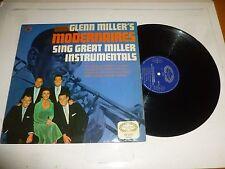THE MODERNAIRES - Sing The Great Glenn Miller Instrumentals - 1961 UK 12-track