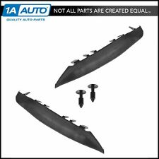 Windshield Wiper Cowl End Weatherstrip Rubber Seal Kit for Ford F150 Mark LT