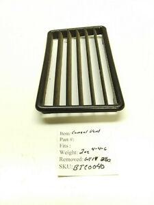 Mercedes Benz Console Vent W114 W115 W116 W463,1156870279,Good Used,220 230 240