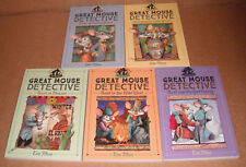 The Great Mouse Detective: Vol. 1,2,3,4,5 by Eve Titus Paperback