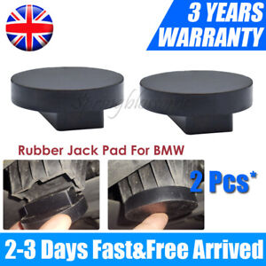 2x For BMW Halfords Axle Stands Ratchet type Rubber Jack Pad Silverline Draper