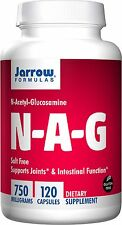 Jarrow N-A-G 700 mg, 120 Capsules, Joint and Intestinal health