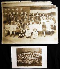 CIRCA 1910 - 1941 JEWISH WOMAN TEACHER PHOTOS AFRICAN AMERICAN NYC BRONX