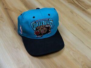 Vintage Vancouver Grizzlies Sports Specialties Snapback Hat Cap NBA 90s Logo
