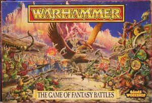 Warhammer Fantasy Starter Set 4th Fourth Edition Box Game - Complete
