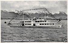 14354/ Foto AK, Motorschiff Deutschland, 1938