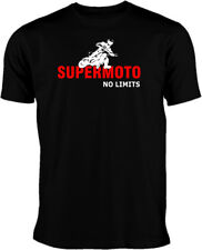 Supermoto T-Shirt Motiv 2 - Husqvarna - Husaberg - Duke 600