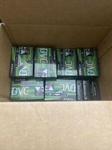 Box Of 73! Fujifilm DVC Mini Digital Video Cassettes 60 Min READ DESCRIPTION
