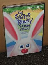 The Easter Bunny Is Comin' To Town (DVD) Narrated By Fred Astaire, BRAND NEW!