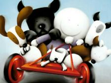Doug Hyde Hold on Tight Limited Edition Giclee print