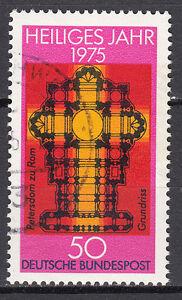 BRD 1975 Mi. Nr. 834 Gestempelt LUXUS!!!