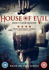 HOUSE OF EVIL - DVD **NEW SEALED** FREE POST**