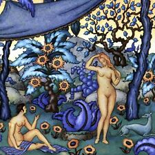 LES ÎLES MERVEILLEUSES Comtesse de Noailles Baudin L'Illustration Poésie[Tahiti]