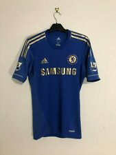 FALCAO PLAYER ISSUE Chelsea Home Football Shirt SIZE 8 2012/13 12/13