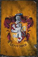 Harry Potter - Gryffindor Flag POSTER 61x91cm NEW * printed on paper *