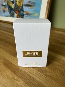 Tom Ford Aftershave Costa Azzurra Perfume Box Only