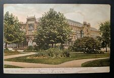 1907 Philadelphia Pennsylvania to New York Horticultural Hall RPPC Cover