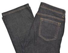 "DKNY Jeans Chelsea Petite Women's size 10L x 28"" Black Stretch Cotton"