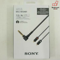 New SONY MUC-M12NB1 Balance Plug 1.2m Replacement Cable XBA Series w/Tracking