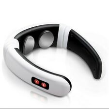 Electric Neck Massager Pulse Back Multi Mode Relaxation Infra Red Pain Relief