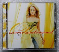 BRAND NEW Carnival Ride Carrie Underwood CD, Oct-2007, 19 Songs Arista Nashville
