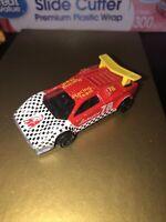 Majorette #237 Lamborghini Countach Red 78 Racing Team Diecast Scale 1/56 France