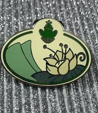 Disney Cast Exclusive What's My Name Tag Heroines Princess and Frog Tiana Pin