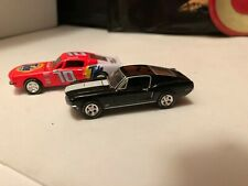Greenlight plus - Ford Mustang Die-cast Lot x 2 - open
