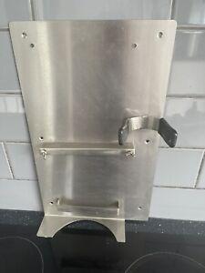 AEOLUS STAINLESS STEEL BLASTER WALL MOUNT BRACKET PLATE H901 MONSTER GROOMING