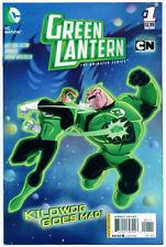 GREEN LANTERN THE ANIMATED SERIES #1 - NM Comic Book - Cartoon Network/DC Nation