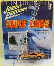 1970 '70 DODGE DART OAHU WAHOOS SURF RODS DIECAST JOHNNY LIGHTNING JL