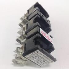 ALLEN BRADLEY 30A 600V 3POLE DISCONNECT FUSE BLOCK 40116-824-02