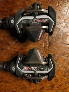 Time ATAC XS Carbon Clipless Bike Pedals new NOS