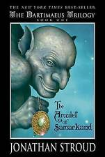 The Amulet of Samarkand (The Bartimaeus Trilogy, Book 1)-ExLibrary