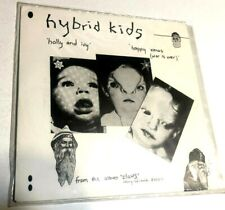 """Holly And Ivy / Happy Christmas ( War Is Over)  by The Hybrid Kids 7"""" 45 IMPORT"""