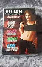 Jillian Michaels: The Collection Box | 4 Disc Set Includes 30 Day Shred | DVD