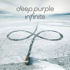 Deep Purple - InFinite (New Album 2017 - 2LP+DVD Limited Edition)