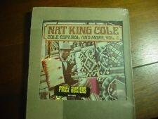 THE NAT KING COLE Espanol & More Vol 2  CD BOX (LONG BOX) New SEALED