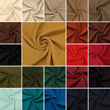Gaby - tissu de laine & cachemire d'Italie - au mètre